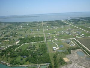Aerial View Of Baytown Angle Three