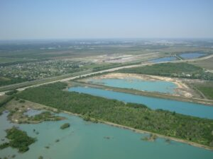 Aerial View Of Baytown Angle Two