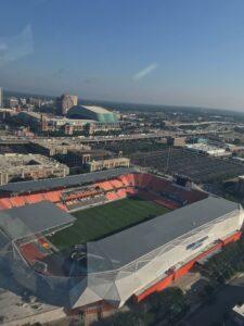 Houston Stadiums